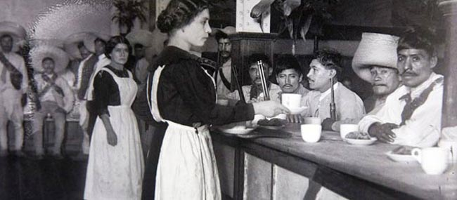 Historia de la gastronom a mexicana for Gastronomia francesa historia