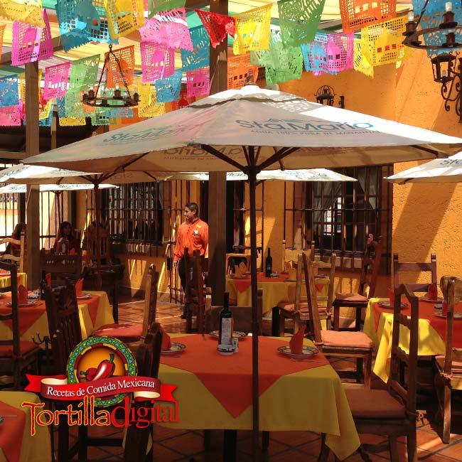 Los utensilios de la cocina mexicana for Los azulejos restaurante mexicano