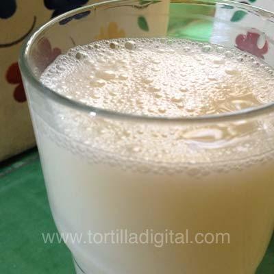 Agua de guanábana