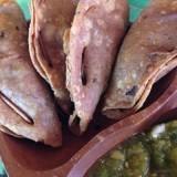 Burritos de pescado