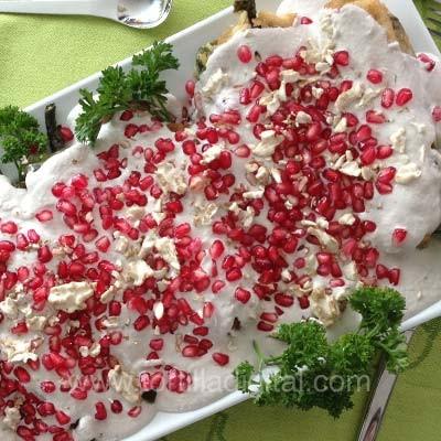 Chiles en nogada tradicionales