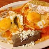 Huevos rancheros clásicos