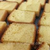 Pan de nata tradicional