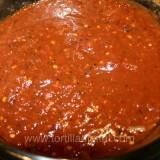 Salsa costeña con tomatillo