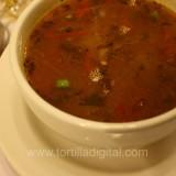 Sopa de jerez
