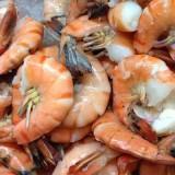 Tacos de camarón costeños