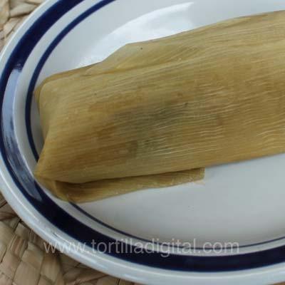 Tamales de chícharos
